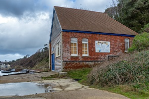 Totland Lifeboat Station